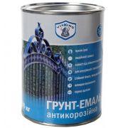 Грунт-Емаль антикорозійна 3 в 1 (жовтий) 2,7 кг VIKING