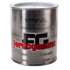 Краска по металлу VIK FERRO GAMMA 0,75 л
