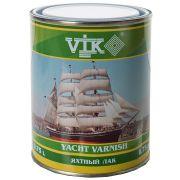 Лак яхтный матовый 15 л VIK