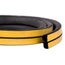 Ущільнювач TRELLEBORG D 10*12 профіль 50 м чорний