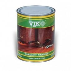 Лак VIK паркетный полуматовый 0,75 л