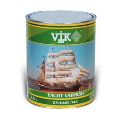 Лак VIK яхтный глянцевый 2,5 л