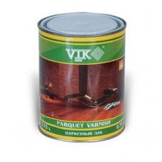 Лак VIK паркетный полуматовый 2,5 л