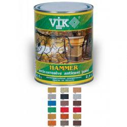 Фарба по металу VIK (бронзовий) 2,5л (102)