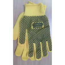 Перчатки зеленые
