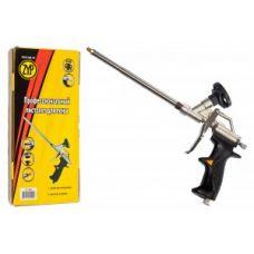 Профессиональный пистолет для пены (тефлон)(с трещеткой) ZYP