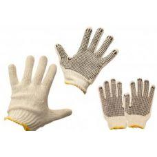 Перчатка вязанная ХБ (белая) 9 ZYP