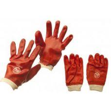 Перчатка масло-бензостойкая красная 10,5 ZYP