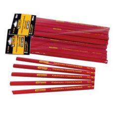 Карандаш столярный, овальный (графитовый), 180мм HT-Tools