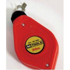 Шнур трассировочный, пластмассовый корпус,  30м HT-Tools