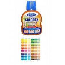 """Краситель """"Colorex"""" бирюза синяя 100 мл"""