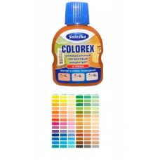 """Краситель """"Colorex"""" красно-оранжевый 100 мл"""