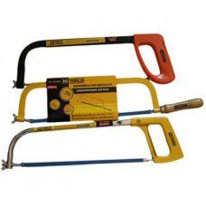 Ножовка по металлу 300мм, деревянная ручка HT-Tools
