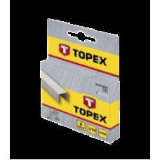 Комплект скоб  A/53 (1000шт),  10мм х 0.7мм х 11.3мм ТX POLAX