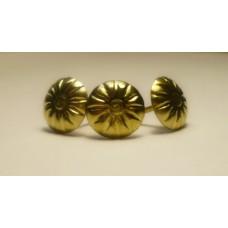 Гвоздь обивочный 1,4*23 золото (100 шт) МК